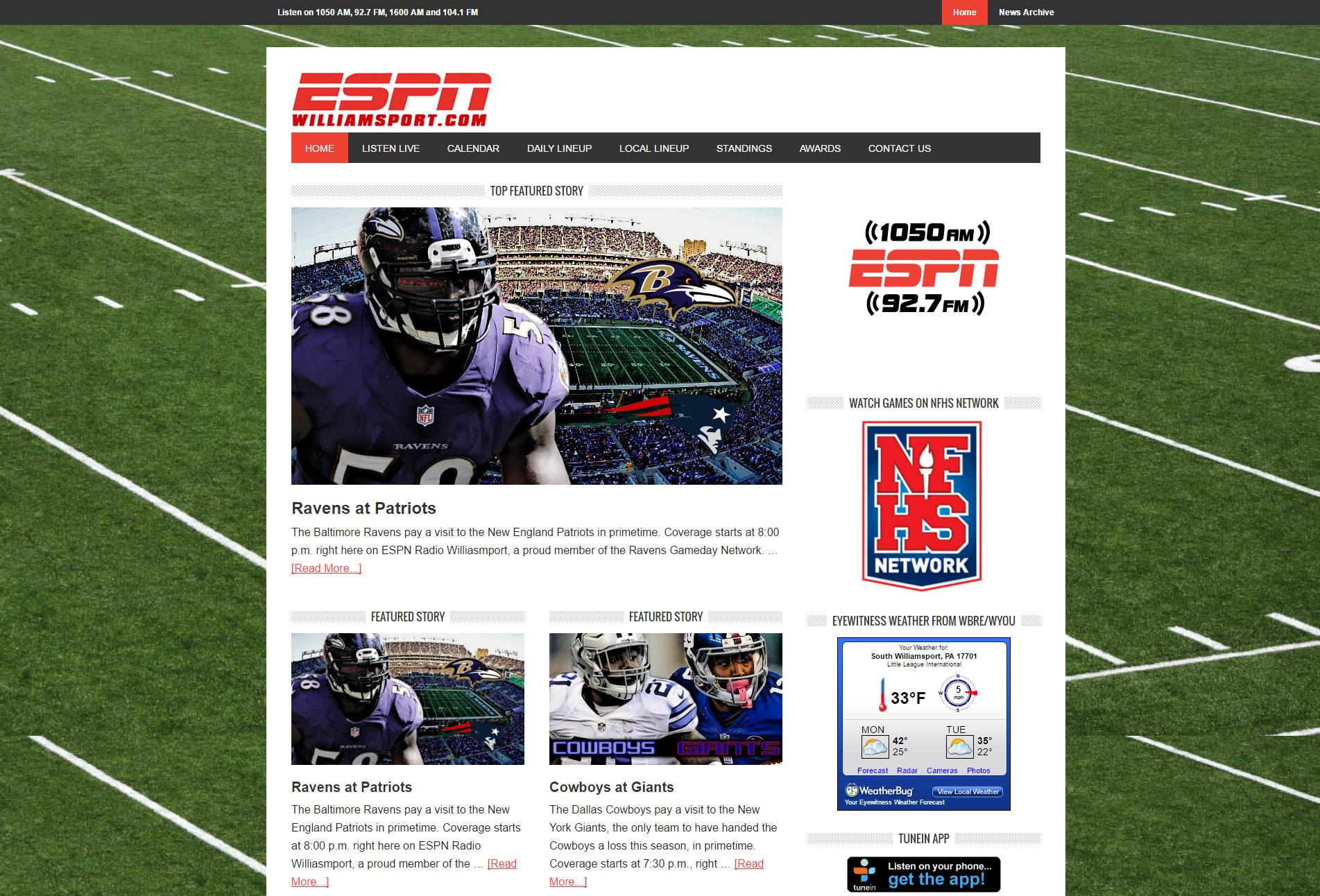 ESPN Williamsport