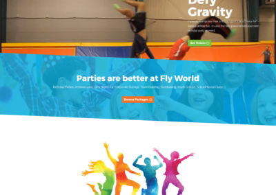 FlyWorld Trampoline Park