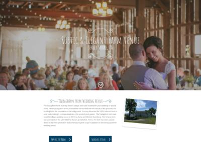 Tiadaghton Farm Wedding Venue