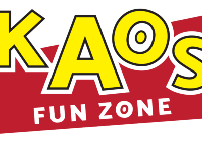 Kaos Fun Zone Logo